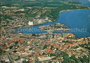 Svendborg Luftaufnahme Kat. Svendborg
