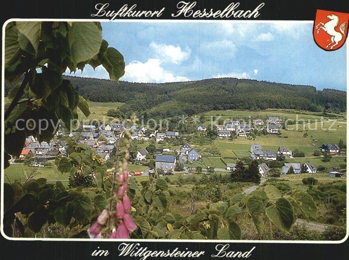 Hesselbach Wittgenstein Laasphe Kat. Bad Laasphe 0