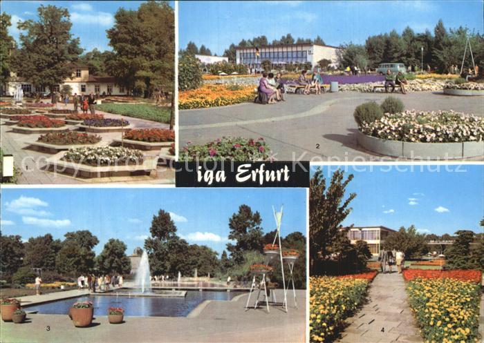 Erfurt IGA Kat. Erfurt