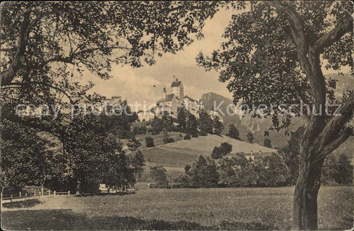 Hohenaschau Chiemgau Schloss Hohenaschau Kat. Aschau i.Chiemgau