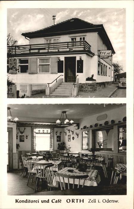 Cafe Konditorei Orth