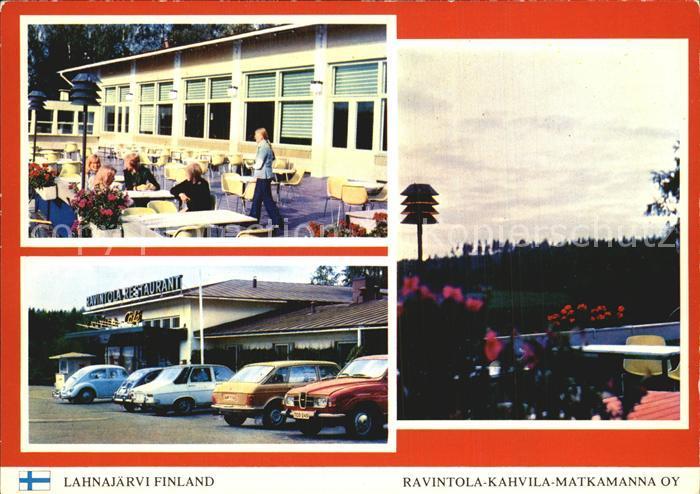 Finnland Suomi Lahnajaervi Kat. Finnland