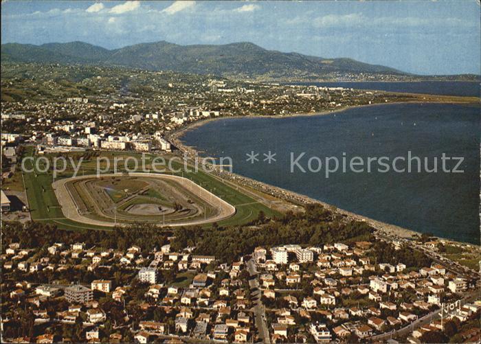 Cagnes sur Mer La Cote d  Azur  L  Hippodrome de la Cote d Azur                                                          Kat. Cagnes sur Mer