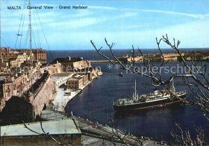 Grand Harbour Hafen