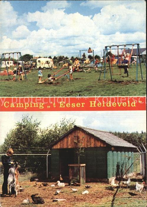 Willemsoord Camping t Eeser heideveld  Kat. Den Helder