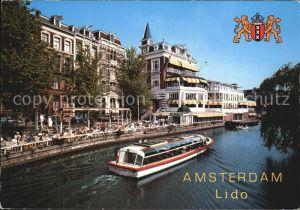 Amsterdam Niederlande Lido Kat. Amsterdam