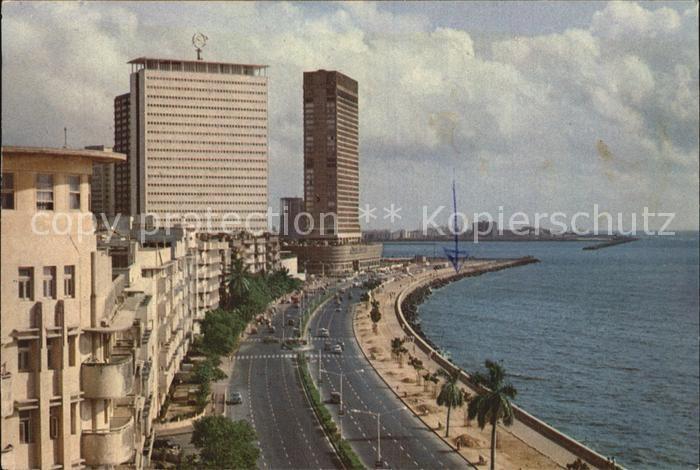 Bombay Mumbai Marine Drive India
