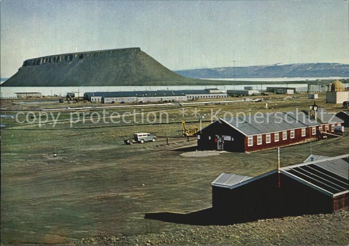 Avanersuaq Thule Air Base Post Office
