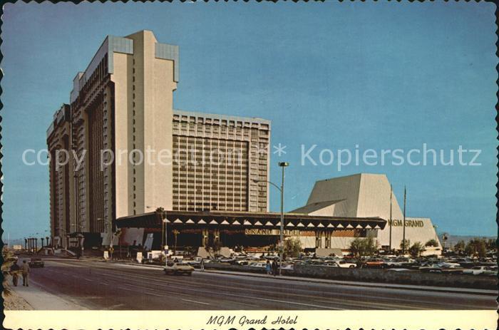 Las Vegas Nevada MGM Grand Hotel Kat. Las Vegas