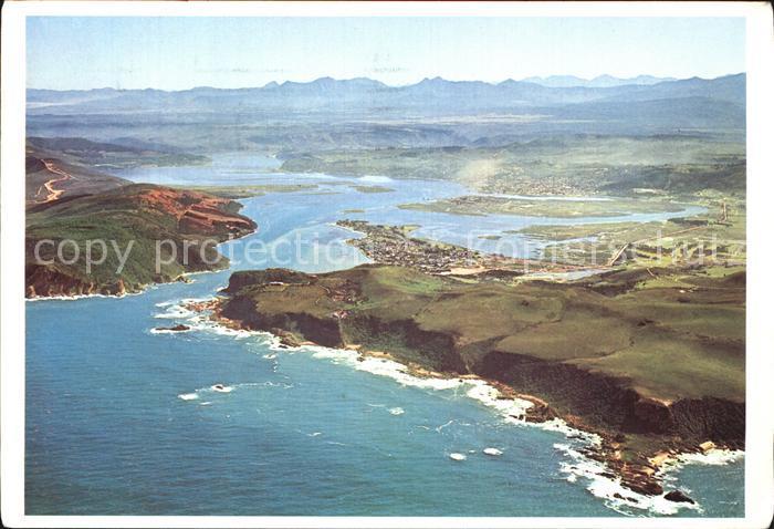 Cape Colony Fliegeraufnahme Kat. Suedafrika