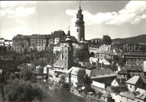 Cesky Krumlov Zamek Schloss Kat. Krumau