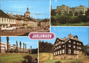 Jablunkov Jablunkau  Kat. Tschechische Republik