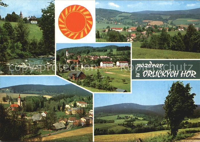 Orlickych Hor