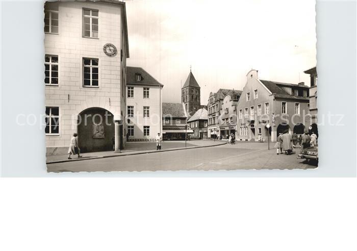 Rheine Am Rathaus Kat. Rheine