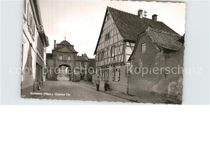Goellheim Oberes Tor Kat. Goellheim