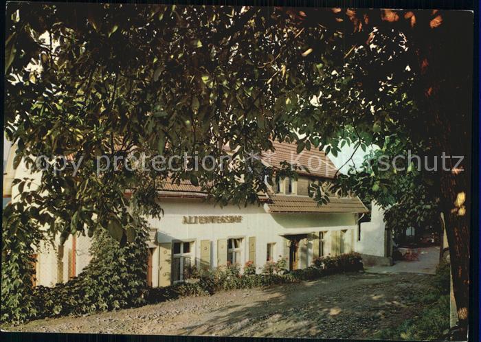 walporzheim gasthof altenwegshof 22381 nr 185254105 oldthing ansichtskarten. Black Bedroom Furniture Sets. Home Design Ideas