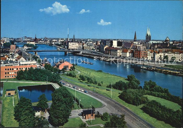 Bremen Teilansicht  Kat. Bremen