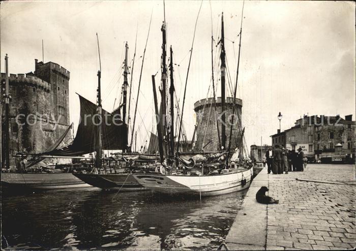 La Rochelle Normande Hafen Kat. La Rochelle Normande