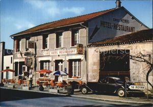 Le Gua Grenoble Cafe Hotel Restaurant Chez Henri Kat. Le Gua