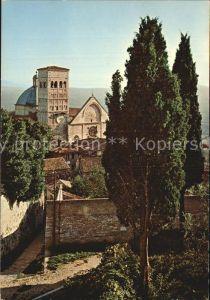 Assisi Umbria Chiesa San Rufino Saint Lorenzo Kat. Assisi