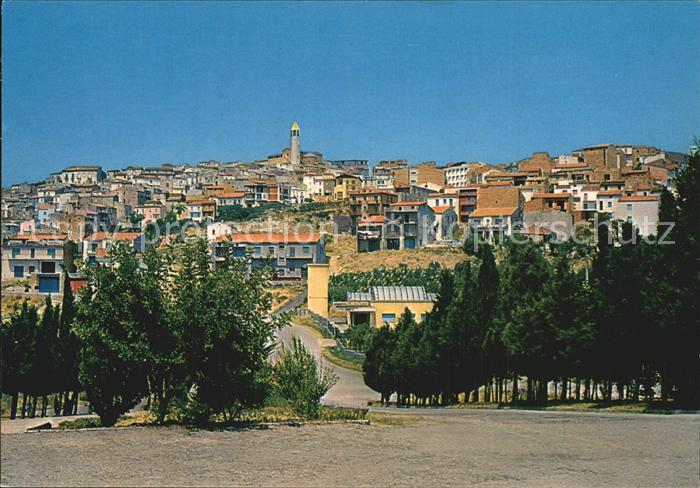 Montenero di Bisaccia Panorama
