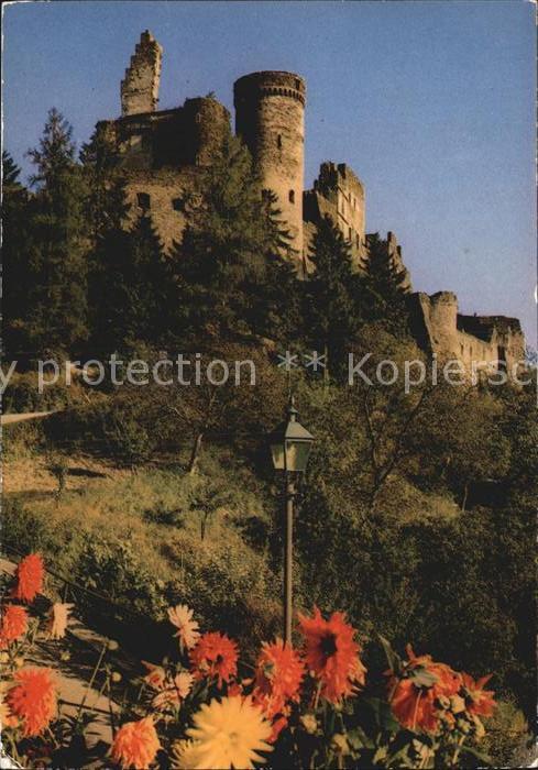 Vianden Schloss