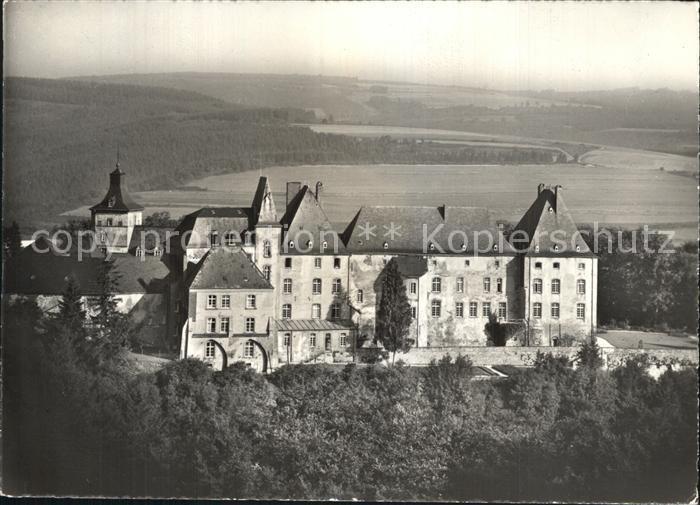 Wiltz Luxembourg Schloss Kat. Luxemburg
