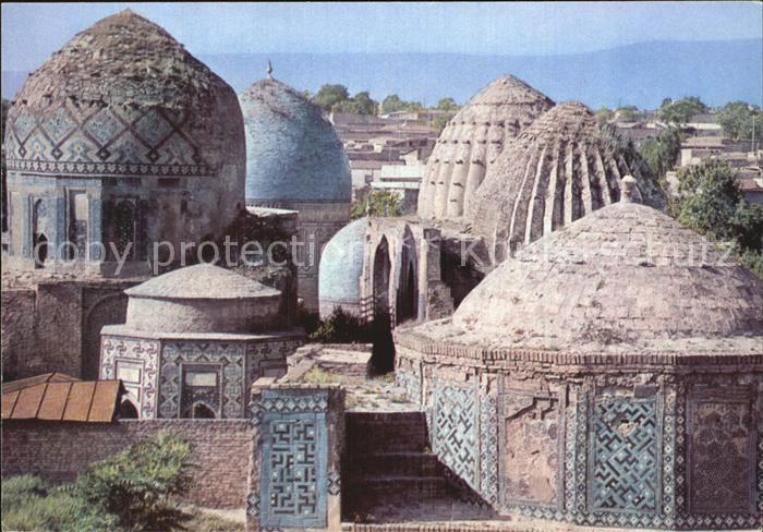 Samarkand Mausoleum Kat. Samarkand
