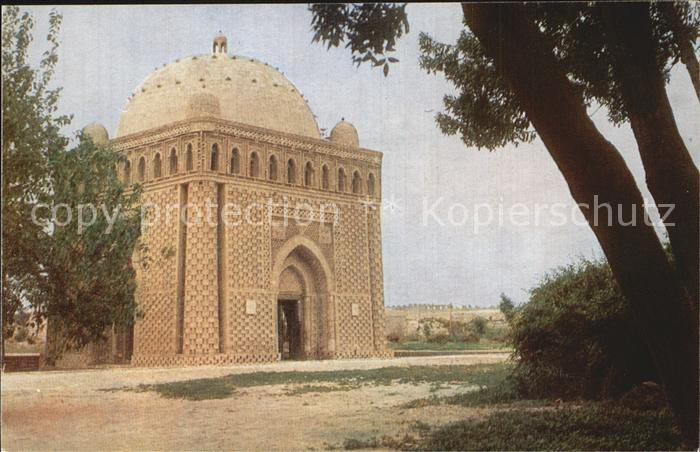 Buchara Mausoleum Samanids  Kat. Buxoro