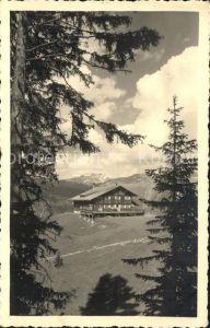 Conters Praettigau Skihaus Schwendi Kat. Conters Praettigau