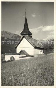 Conters Praettigau Kirche Kat. Conters Praettigau