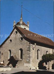 Avenches Eglise Kirche Kat. Avenches