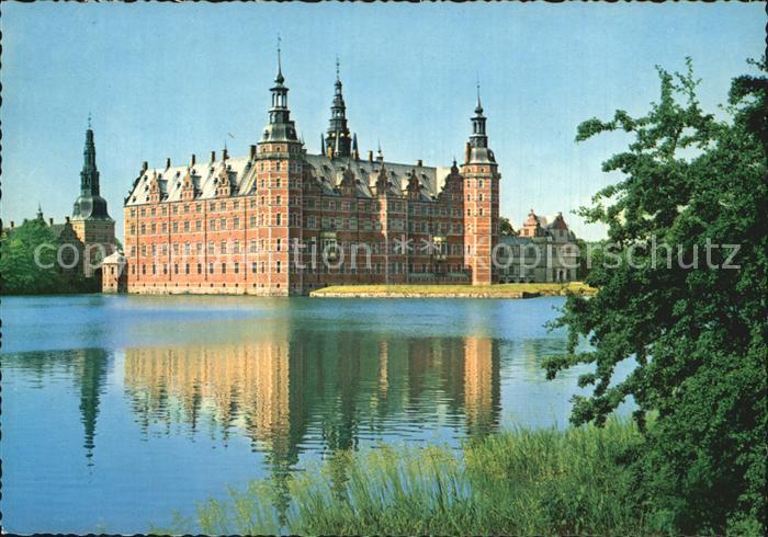 Hillerod Schloss Frederiksborg Kat Nr Kv23912 Oldthing