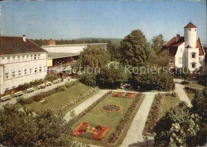 Bad Wimpfen Kurpark und Kurmittelhaus Kat. Bad Wimpfen