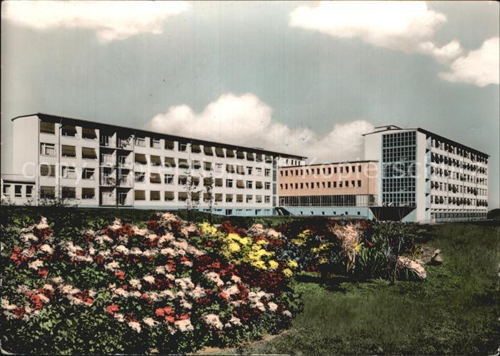 Schwenningen Neckar Staedtisches Krankenhaus Kat. Villingen ...