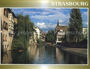 Strasbourg Alsace Quartier de la Petite France Collection Images de France Klein Frankreich Altstadt Kat. Strasbourg
