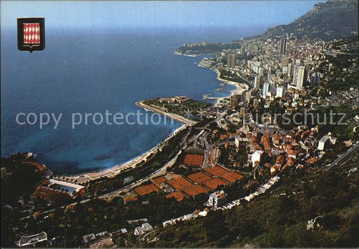 Monte Carlo Vue generale Kat. Monte Carlo