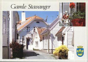 Stavanger Partier fra Gamle Stavanger Kat. Stavanger