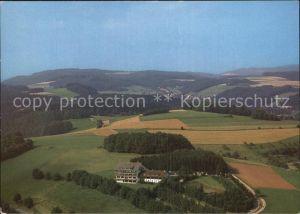 Waldmichelbach Luftaufnahme Hotel Kreidacher Hoehe Odenwald Kat. Wald Michelbach