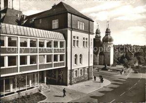 Clausthal Zellerfeld Bergakademie Holzkirche Kat. Clausthal Zellerfeld