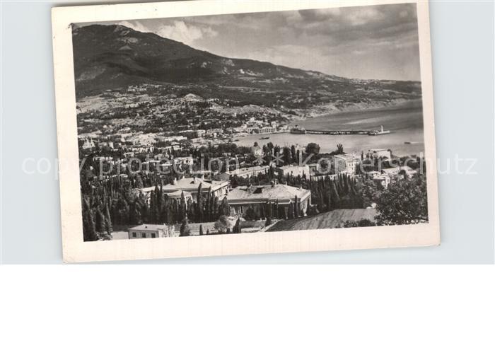 Jalta Ukraine Panorama
