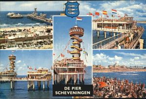 Scheveningen De Pier  Kat. Scheveningen