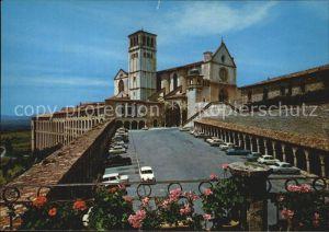 Assisi Umbria Basilica di S. Francesco Kat. Assisi