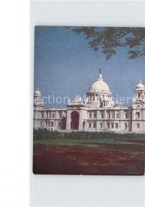 Calcutta Victoria Memorial Kat. Calcutta