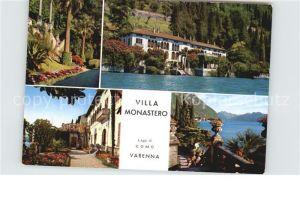 Varenna Villa Monastero Lago di Como Kat. Lago di Como