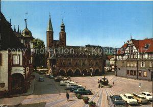 Goslar Rathaus Kat. Goslar