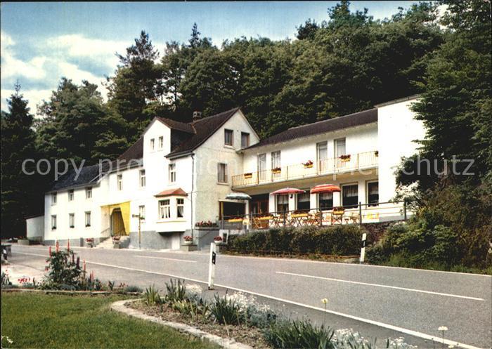 AK Ansichtskarte Waldbroel Kreiskrankenhaus