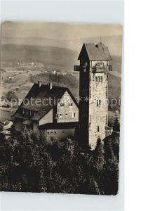 Janov nad Nisou Kralovka Chata Chata Vydavatelstvi Prace Jizerske hory Isergebirge Kat. Johannesberg