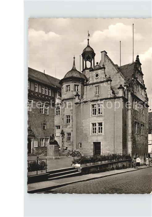 Bad Hersfeld Rathaus Kat. Bad Hersfeld