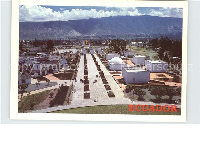 Ecuador Ciudad Mitad del Mundo Kat. Ecuador
